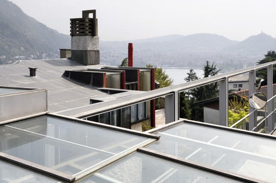 Casa sul lago studio nicolin for Casa sul lago a 2 piani