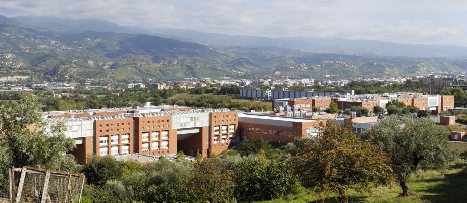 Nuova Sede della Università delle Calabrie   Studio Nicolin